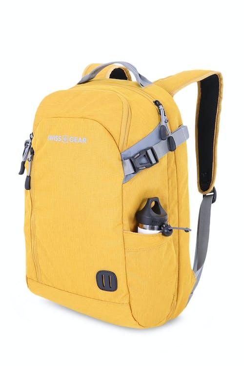 Swissgear 5337 Hybrid Laptop Backpack - Yellow