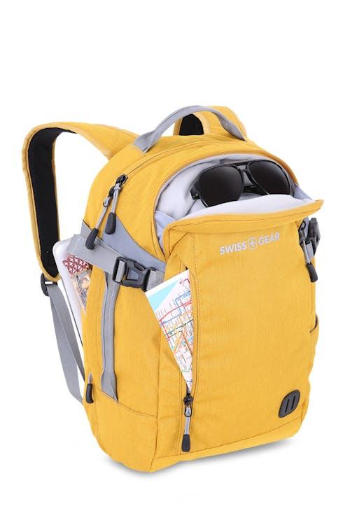Swissgear 5337 Hybrid Laptop Backpack Yellow