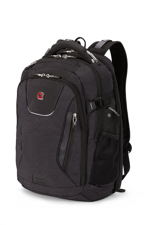 Swissgear 5358 USB ScanSmart Backpack - Gray Heather - Special Edition