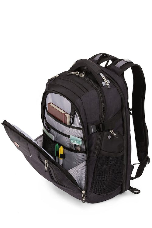 Swissgear 5358 USB ScanSmart Backpack - Special Edition - Quick Access Side Pocket