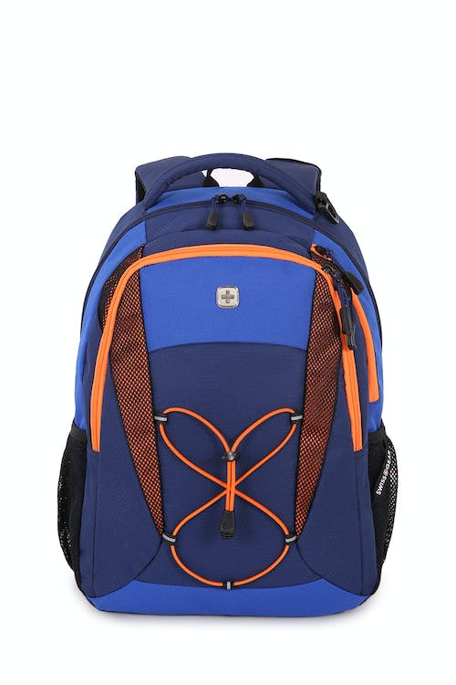 Swissgear 5388 Backpack - dramatic royal/light blue