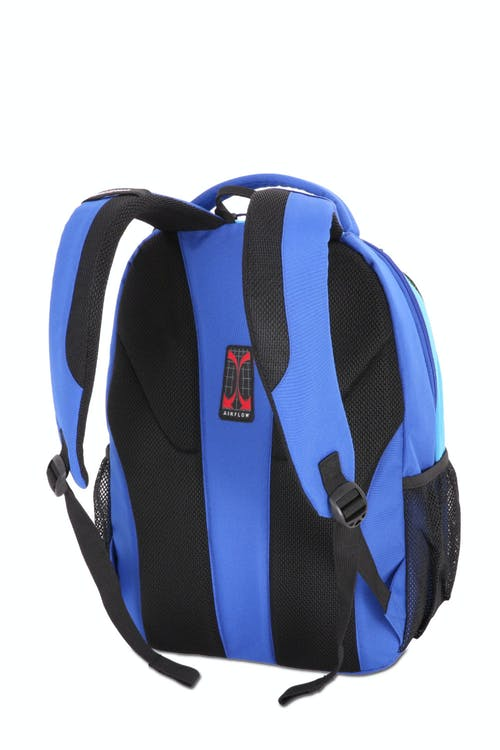 Swissgear 5388 Backpack Padded, Airflow back panel with mesh fabric