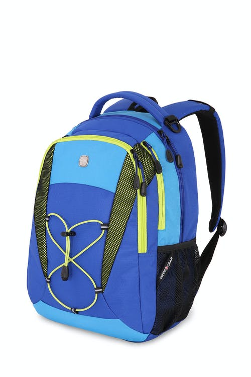 Swissgear 5388 Backpack Ergonomically contoured, padded shoulder straps