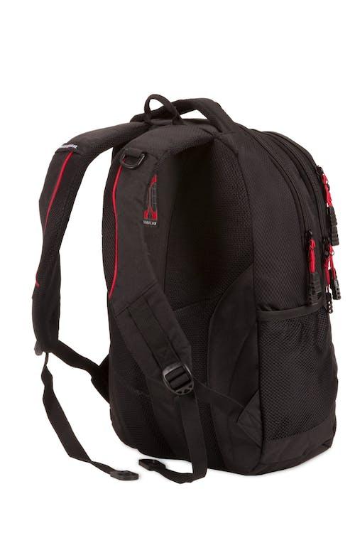 SWISSGEAR 5502 Computer Backpack - Ergonomically contoured, padded shoulder straps
