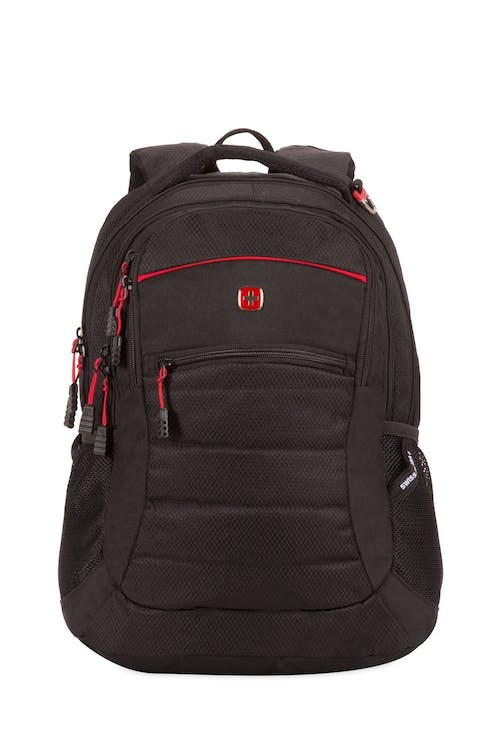 Swissgear 5502 Computer Backpack - Front, zippered compartment