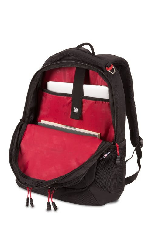 "SWISSGEAR 5502 Computer Backpack - Main compartment with 15"" laptop sleeve"