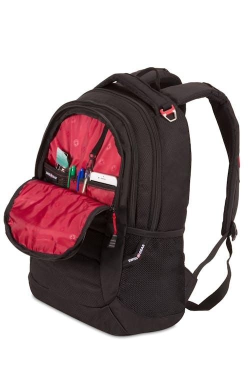 SWISSGEAR 5502 Computer Backpack - Zippered, organization compartment