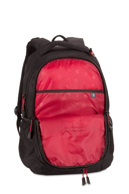 SWISSGEAR 5502 Computer Backpack - Zippered tablet compartment for safe storage