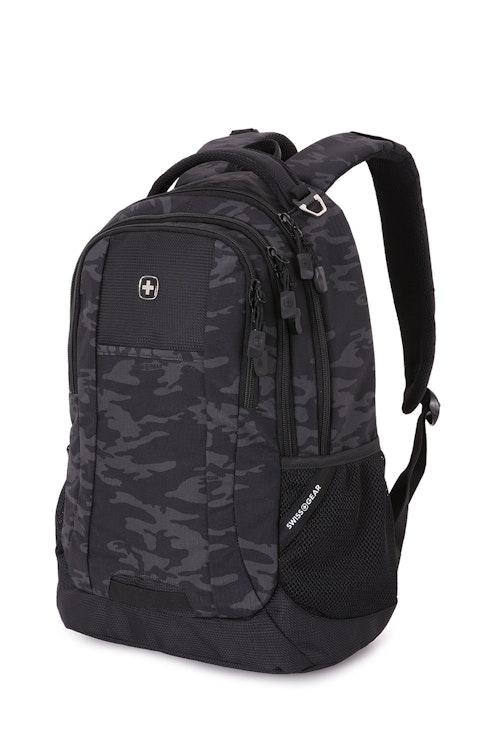 Swissgear 5505 Backpack - Black Cod/Camo