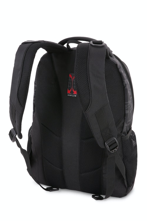 Swissgear 5505 Laptop Backpack Padded, Airflow back panel with mesh fabric
