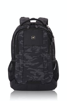 Swissgear 5505 Laptop Backpack - Black Cod/Camo - Special Edition