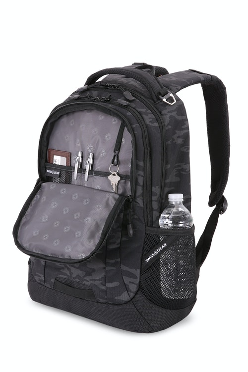 Swissgear 5505 Laptop Backpack Organizer compartment