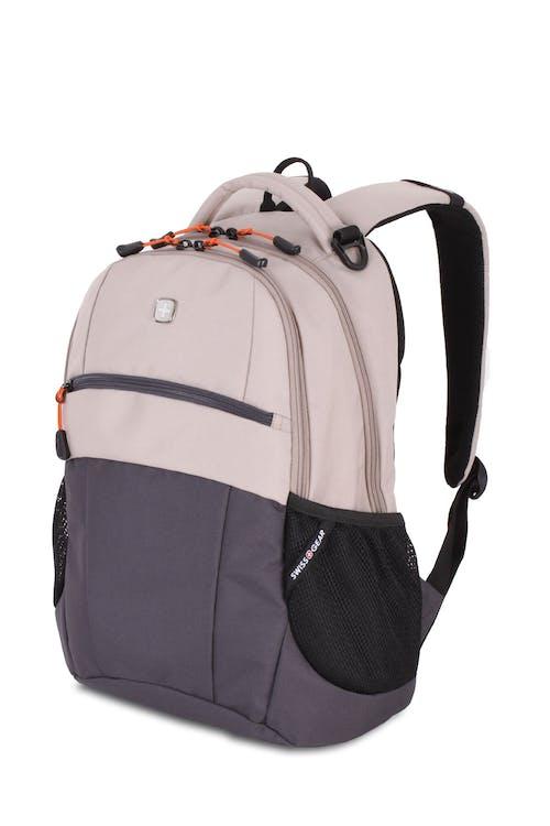 Swissgear 5522 Backpack - Khaki/Slate Cement