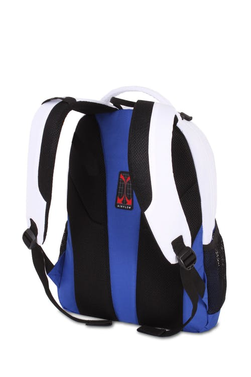 Swissgear 5522 Backpack Padded, Airflow back panel with mesh fabric