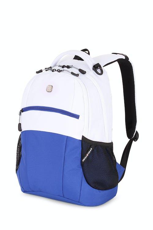 Swissgear 5522 Backpack - White/Dramitic Royal