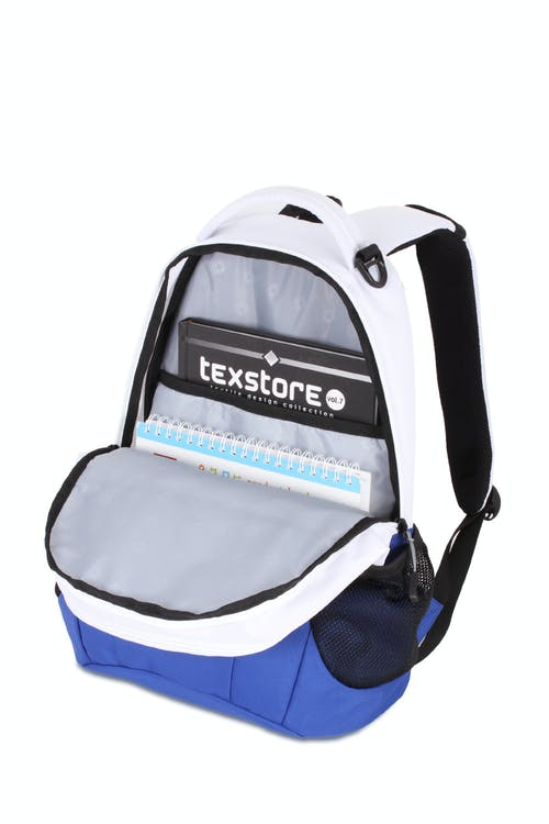 Swissgear 5522 Backpack Large main compartment with built-in padded, laptop pocket