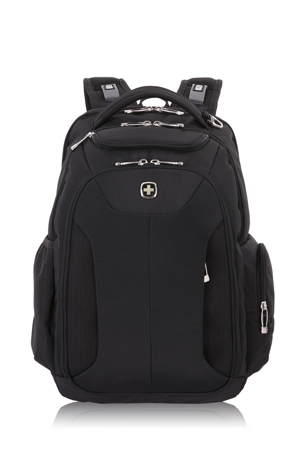 SWISSGEAR 5527 Scansmart Backpack - Black Cod