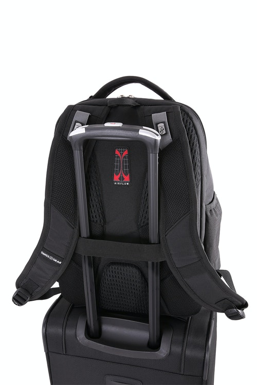 Swissgear 5527 Backpack Add-a-bag trolley strap
