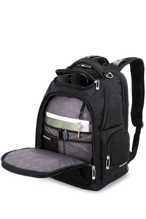 SWISSGEAR 5527 Scansmart Backpack Large main zip compartment