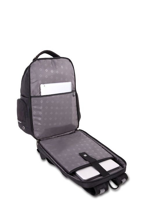 Swissgear 5527 Backpack TSA friendly ScanSmart laptop compartment