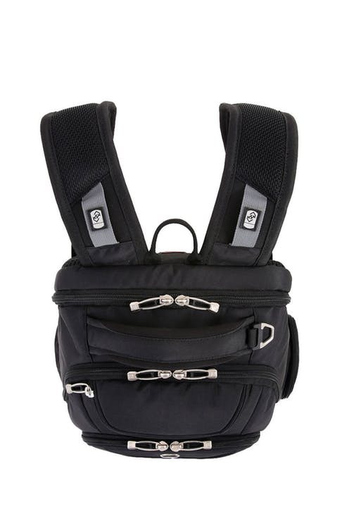 Swissgear 5527 Backpack Ergonomically contoured, padded shoulder straps