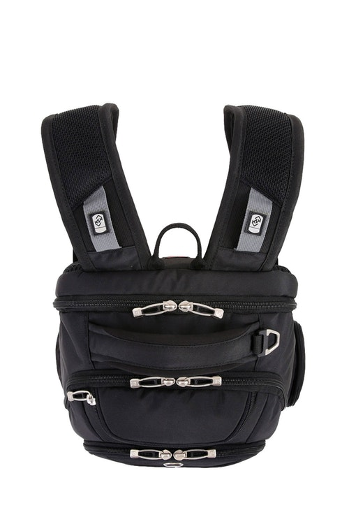 Swissgear 5527 Backpack Ergonomically contoured, padded shoulder straps