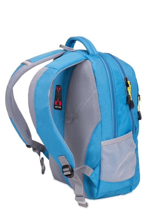 SWISSGEAR 5587 Computer Backpack Ergonomically contoured, padded shoulder straps