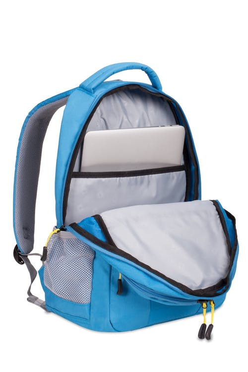 """SWISSGEAR 5587 Computer Backpack Laptop compartment for safe storage of 15"""" laptop"""