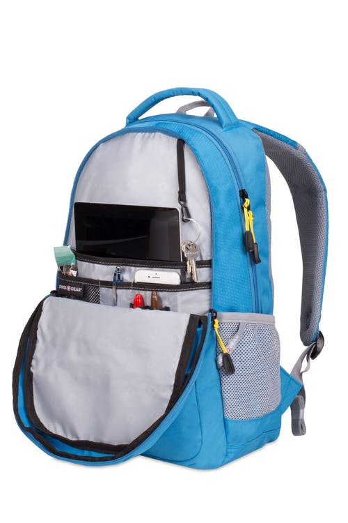 Swissgear 5587 Laptop Backpack Organizer compartment