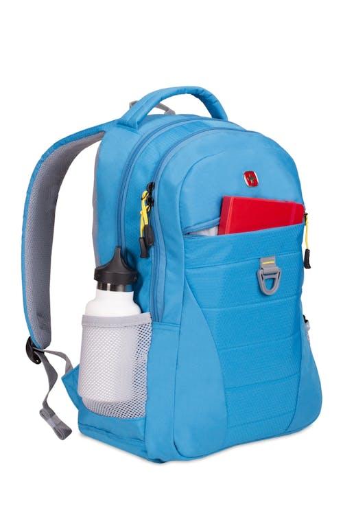 SWISSGEAR 5587 Computer Backpack Two side mesh water bottle pockets