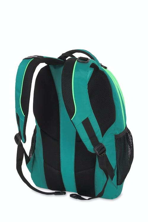 SWISSGEAR 6601 LAPTOP BACKPACK PADDED AIRFLOW BACK PANEL WITH MESH FABRIC