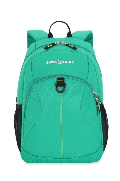 """SWISSGEAR 6607 17"""" BACKPACK FRONT PANEL D-RING"""