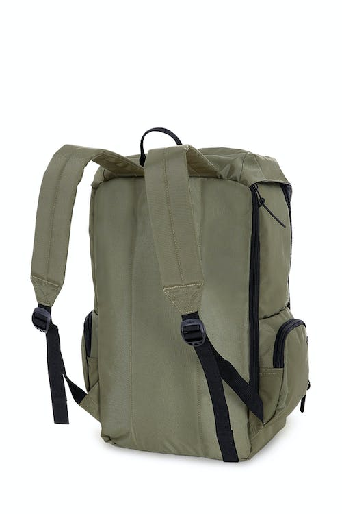 Swissgear 5657 Backpack Padded shoulder straps