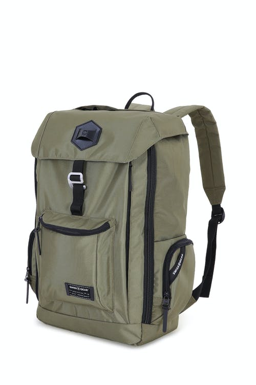 Swissgear 5657 Backpack - Green Khaki