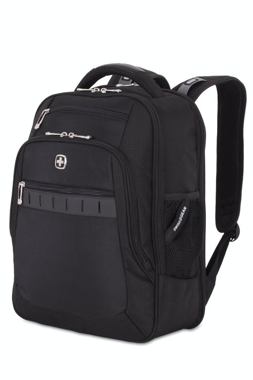 Swissgear 5662 Scansmart Laptop Backpack - Black Cod