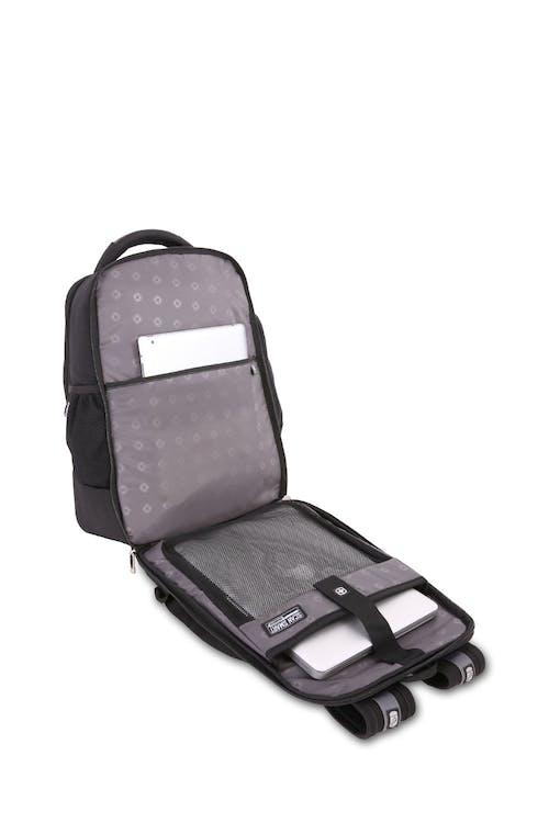 Swissgear 5662 Scansmart Backpack TSA friendly ScanSmart laptop compartment