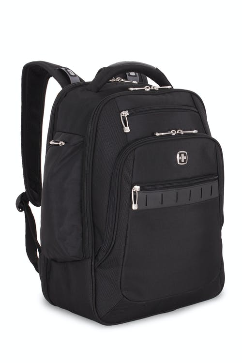 Swissgear 5662 Scansmart Backpack Side zippered accessory pocket