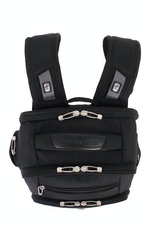 Swissgear 5662 Scansmart Backpack Ergonomically contoured, padded shoulder straps
