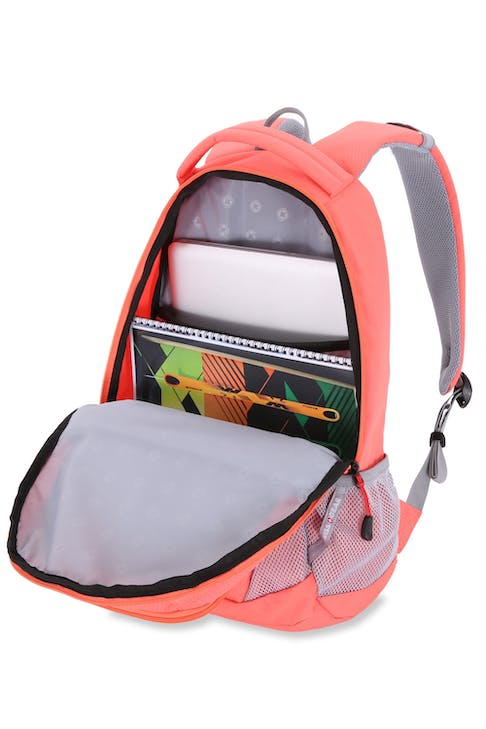 """SWISSGEAR 5686 Computer Backpack - Laptop compartment for safe storage of 15"""" laptop"""