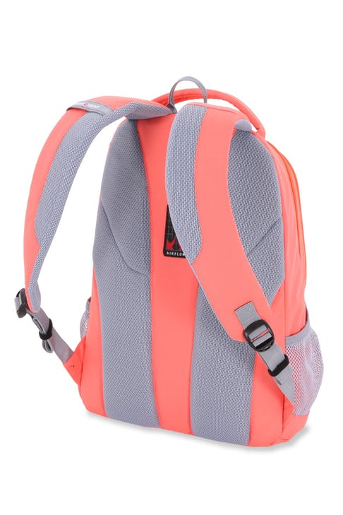 SWISSGEAR 5686 Computer Backpack - Ergonomically contoured, padded shoulder straps