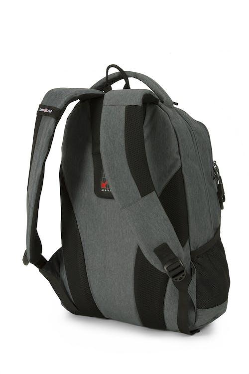 Swissgear 5686 Computer Backpack  Ergonomic contour-padded shoulder straps
