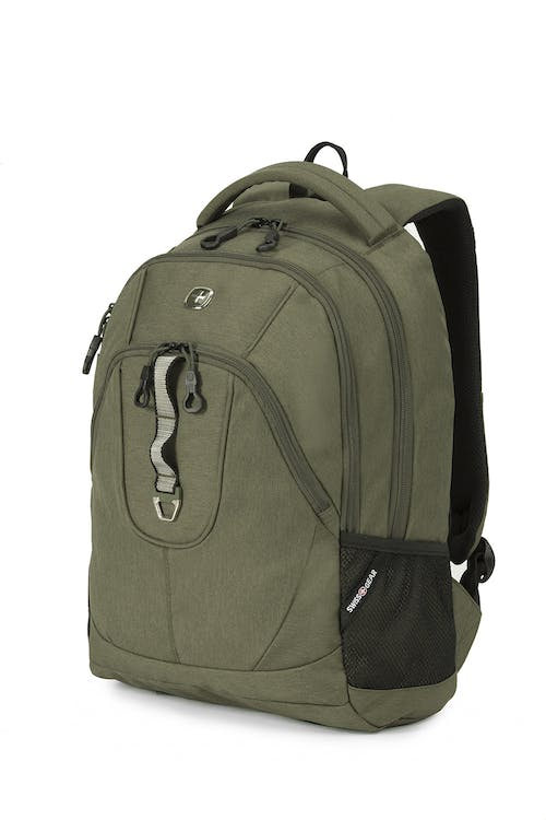 Swissgear 5686 Laptop Backpack - Olive