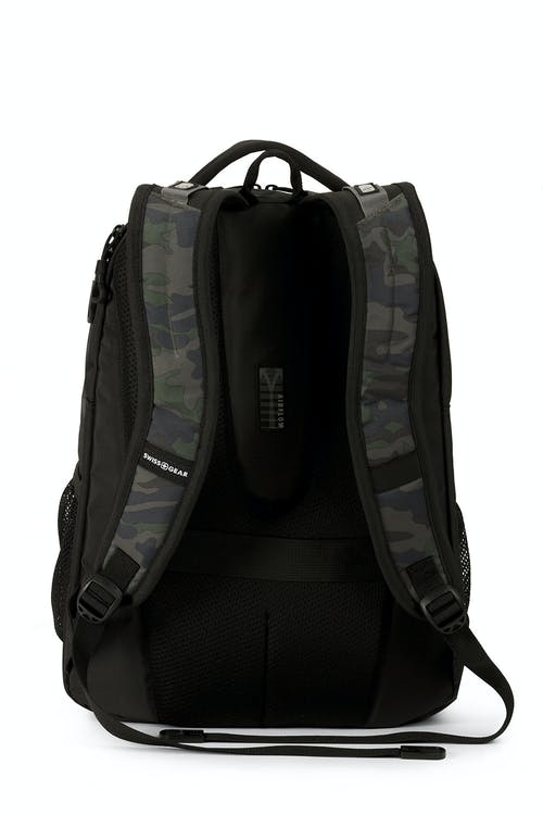SWISSGEAR 5698 Backpack Padded Airflow back panel