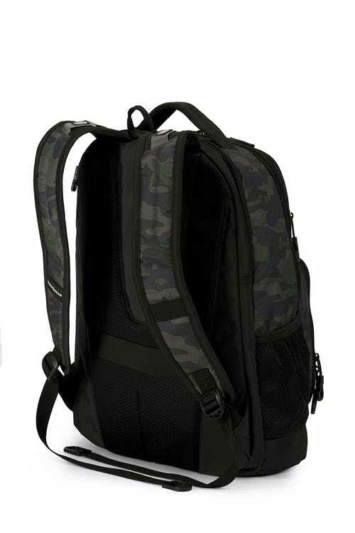 SWISSGEAR 5698 Backpack Padded shoulder straps