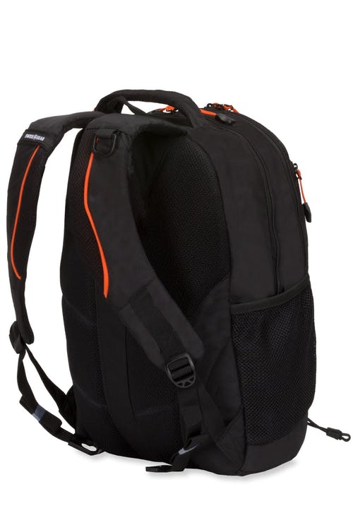 Swissgear 5725 Backpack - Ergonomically contoured, padded shoulder straps