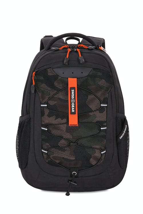 Swissgear 5725 Backpack - External bungee cord strap