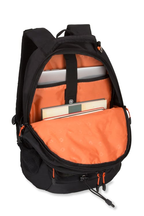 "Swissgear 5725 Backpack - 15"" laptop pocket with Velcro strap"