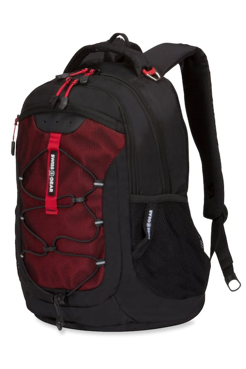 Swissgear 5725 Backpack - Black/Red