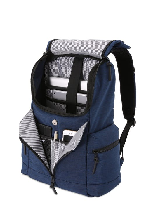5439530db8d8 Swissgear 5753 Laptop Backpack - Integrated laptop sleeve