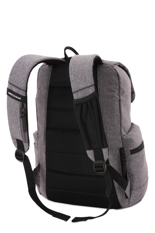 SWISSGEAR 5753 Laptop Backpack - Breathable mesh back panel
